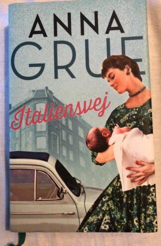 Italiensvej (Anna Grue) Hardcover