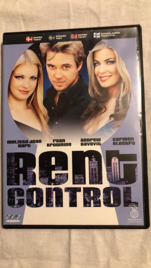 Rent Control (DVD)