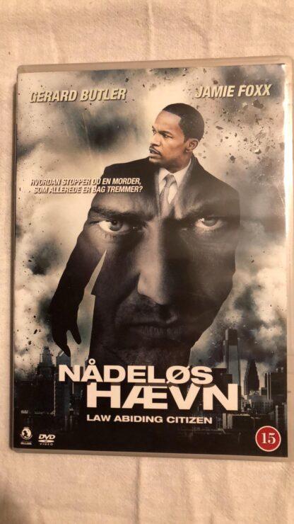 Nådeløs Hævn (DVD)