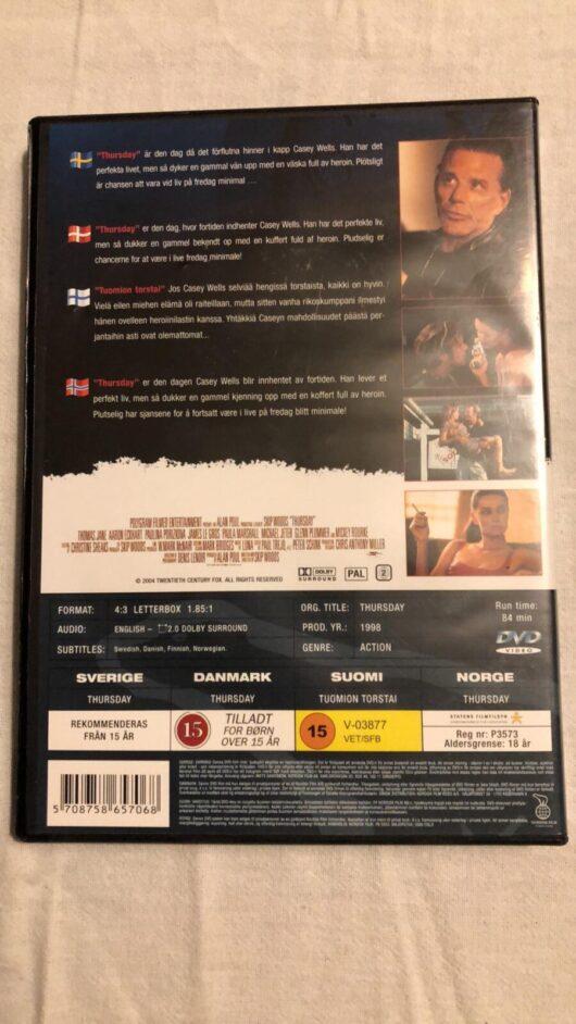 Thursday (DVD) 1