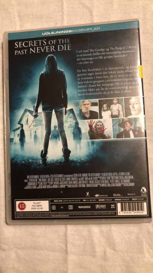 7 Below (DVD) 1