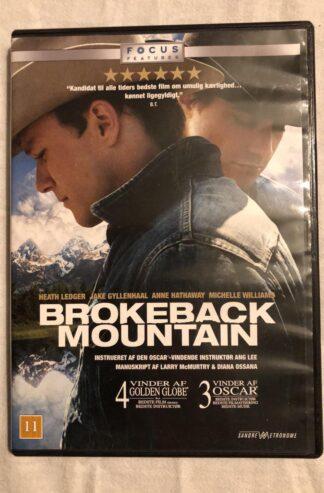 Brokenback Mountain (DVD)