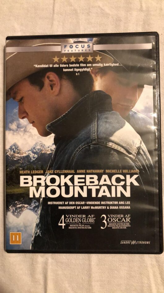 Brokenback Mountain (DVD)