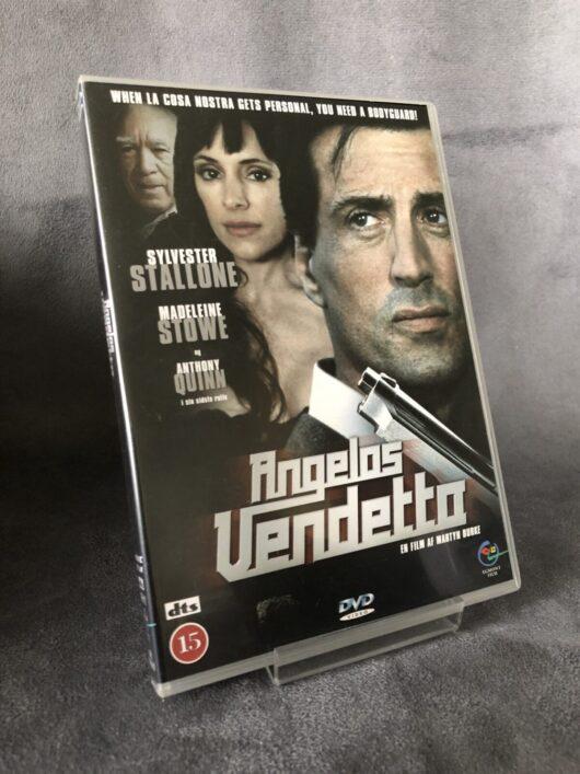 produkt billede - Angelos Vendetto - www.laesehesten-silkeborg.dk