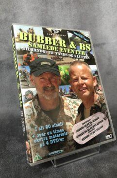 produkt - Bubber & BS samlede eventyr - Laesehesten-silkeborg.dk