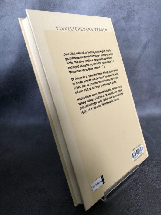 produkt bagside billede - Det tavse offer - www.laesehesten-silkeborg.dk