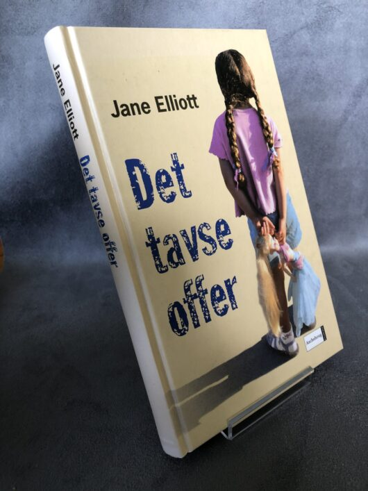 produkt billede - Det tavse offer - www.laesehesten-silkeborg.dk