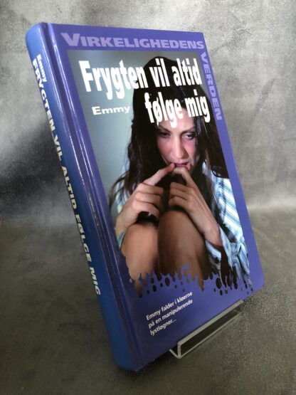 produkt billede - Frygten vil altid følge mig - www.laesehesten-silkeborg.dk