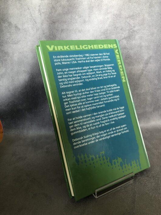 produkt bagside - Jeg vil overleve - www.laesehesten-silkeborg.dk