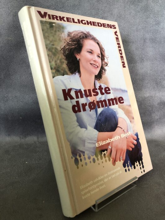 produkt billede Knuste drømme - www.laesehesten-silkeborg.dk