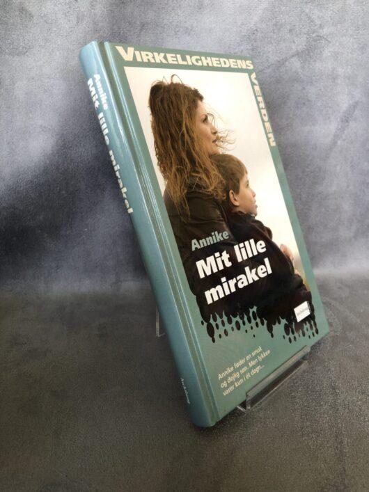produkt billede - Mit lille mirakel - www.laesehesten-silkeborg.dk