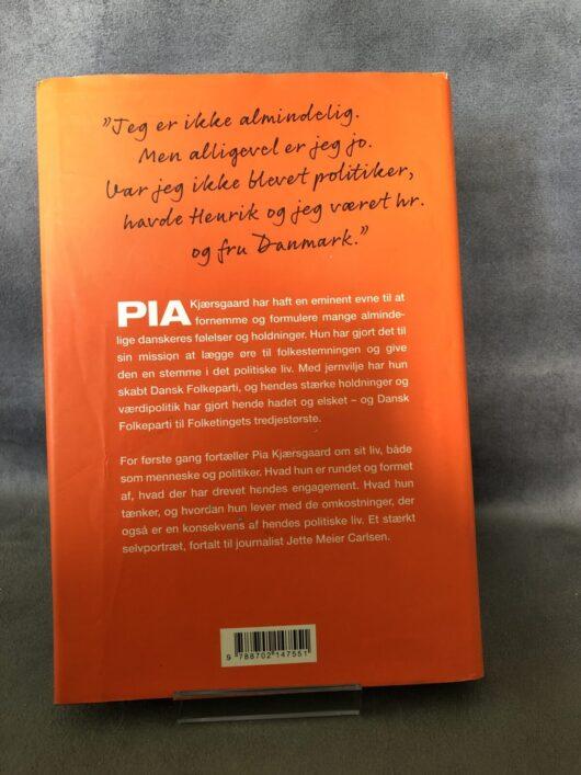 produkt billede bagside - Pia Kjærsgaard - www.laesehesten-silkeborg.dk