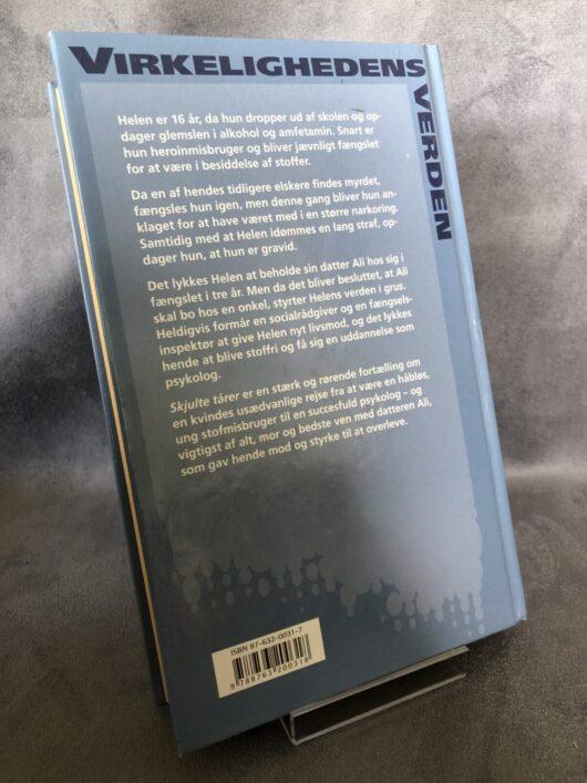 produkt bagside - Skjulte tårer - www.laesehesten-silkeborg.dk