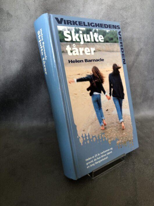 produkt billede - Skjulte tårer - www.laesehesten-silkeborg.dk