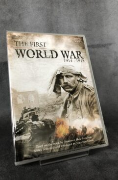 produkt_The first World war 1914-1918_laesehesten-silkeborg.dk