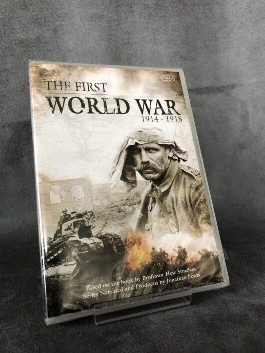 produkt_The first World war 1914-1918_laesehesten-silkeborg.dk