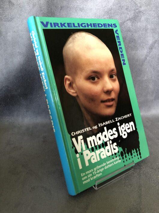produkt billede - Vi mødes igen i paradis - www.laesehesten-silkeborg.dk