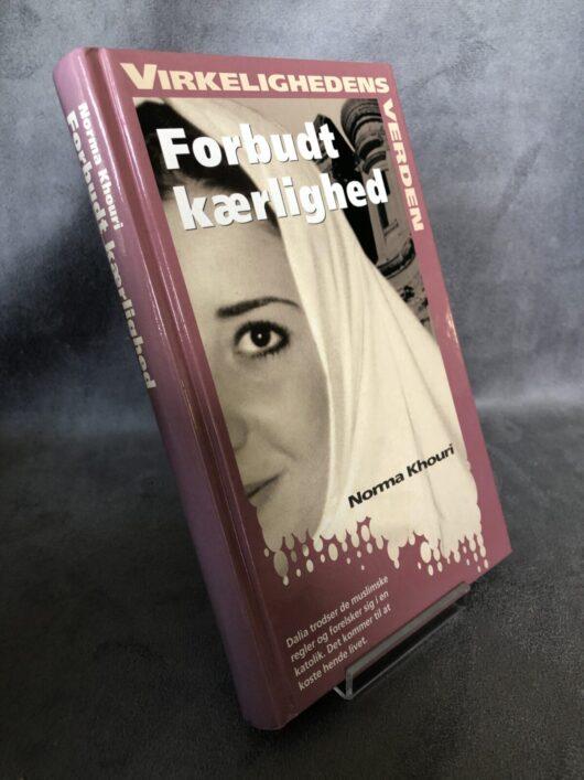 produkt billede - forbudt kærlighed - www.laesehesten-silkeborg.dk