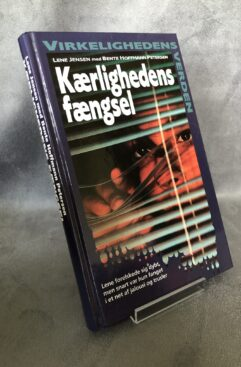 produkt billede - kærlighedens fængsel - www.laesehesten-silkeborg.dk
