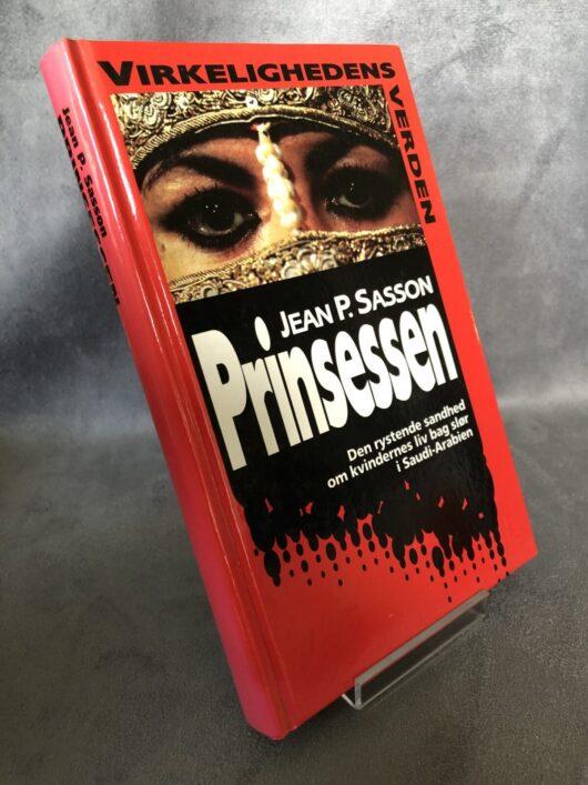 produkt billede - prinsessen - www.laesehesten-silkeborg.dk